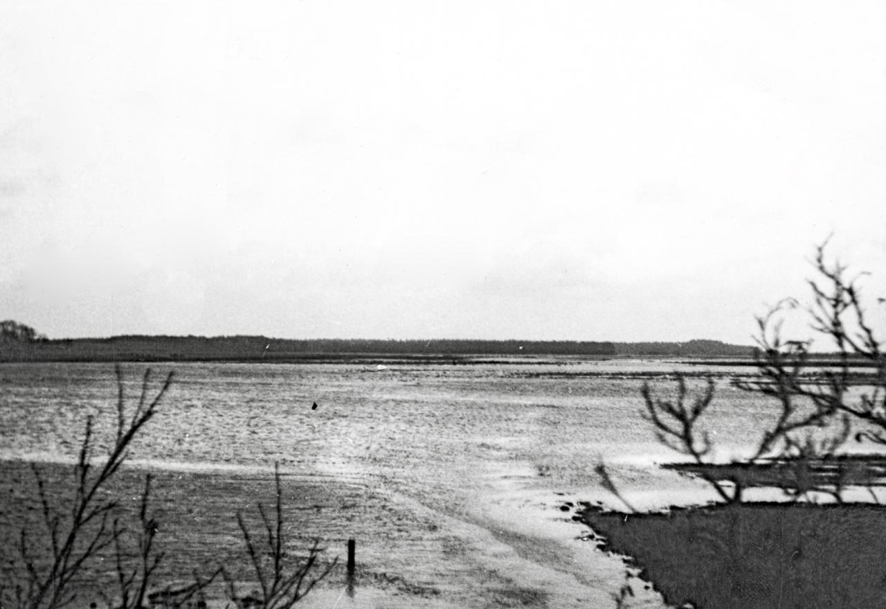 Binnenüberflutung 1950er Jahre