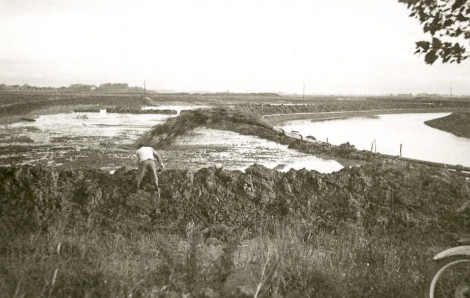 Gewässerausbau 1963